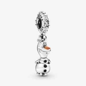 PANDORA Disney Frozen Olaf Dangle